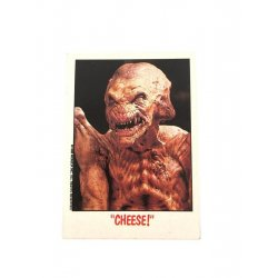 Collector Cards - Topps Fright Flicks: Vengeance: The Demon 65 -