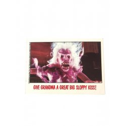 Collector Cards - Topps Fright Flicks: Ghostbusters 39 -