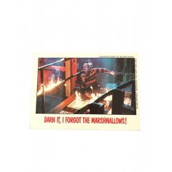 Collector Cards - Topps Fright Flicks: A Nightmare On Elm Street II 41 -