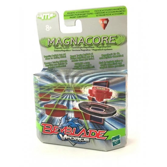 Bayblade: Vforce Magnacore Metal Dranzer A-48