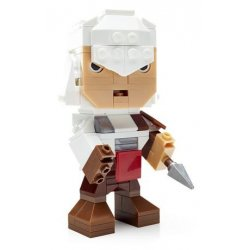 Assassin's Creed Mega Construx Kubros Construction Set Ezio