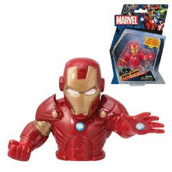 Mini Figures - Finger Fighter – Iron Man -