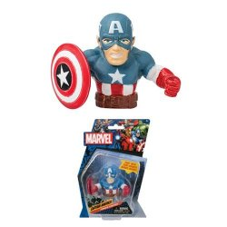 Mini Figures - Finger Fighter – Captain America -