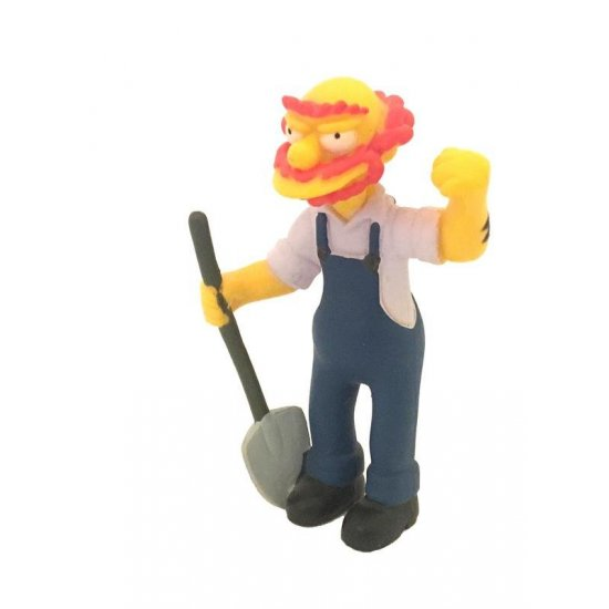 The Simpsons – Groundskeeper Willie