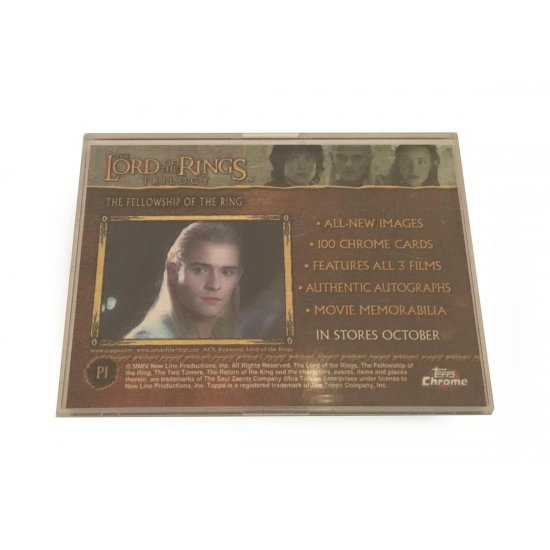 Lord Of The Rings P1 Trading Card