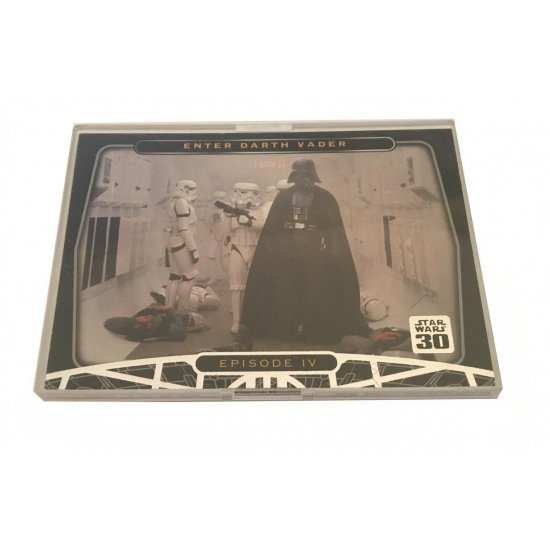 Star Wars 30th anniversary Trading Card P1
