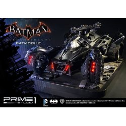 Batman Arkham Knight Museum Master Line Diorama 1/10 Batmobile 35 cm