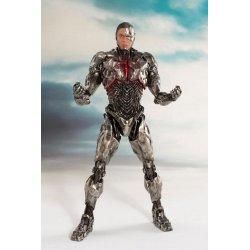 Justice League Movie ARTFX+ Statue 1/10 Cyborg 20 cm