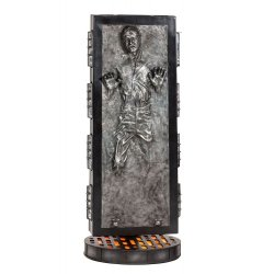 Star Wars Life-Size Statue Han Solo in Carbonite 231 cm