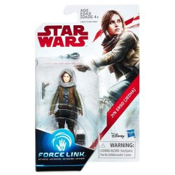 Action Figures - Star Wars: Last Jedi – Jyn Erso (Jedha) -