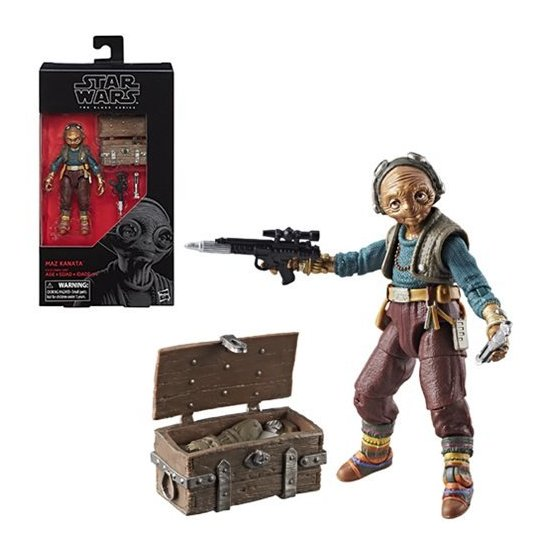 Star Wars: The Black Series – Maz Kanata