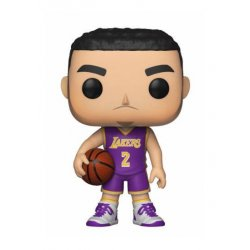 NBA POP! Sports Vinyl Figure Lonzo Ball (Lakers) 9 cm