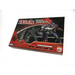 Risk Transformers Cybertron Battle Edition *English Version*
