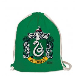 Harry Potter Gym Bag Slytherin