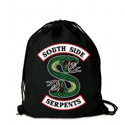 Harry Potter Gym Bag South Side Serpents