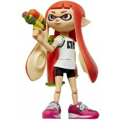 World of Nintendo 10 cm - Inkling Girl Blaster