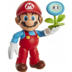 World of Nintendo 10 cm - Ice Mario Ice Flower