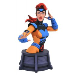 Marvel X-Men Animated Series Bust Jean Grey 15 cm