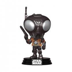 Star Wars The Mandalorian POP! TV Vinyl Figure Q9-Zero 9 cm