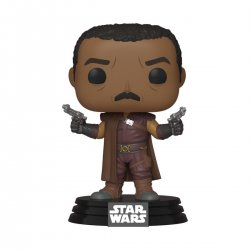 Star Wars The Mandalorian POP! TV Vinyl Figure Greef Karga 9 cm
