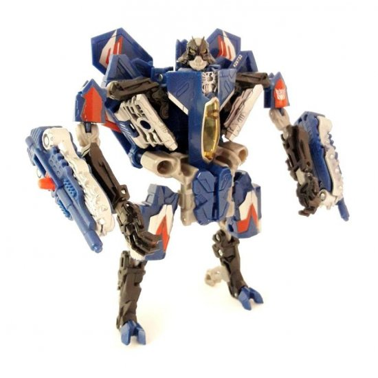 Transformers: Dark of The Moon – Thundercracker
