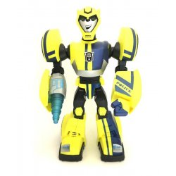 Transformers Animated Power Bots: Patrol Bumblebee