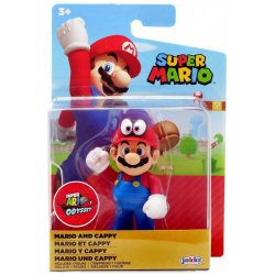 World of Nintendo 6 cm - Mario & Cappy (Odyssey)
