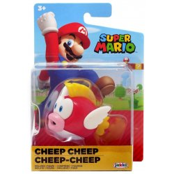 World of Nintendo 6 cm - Cheep Cheep