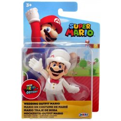World of Nintendo 6 cm - Wedding Outfit Mario (Odyssey)