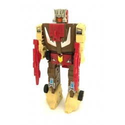 Transformers: G1 Headmasters: Chromedome