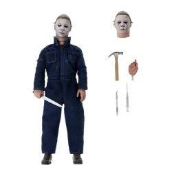 Halloween 2 Retro Action Figure Michael Myers 20 cm