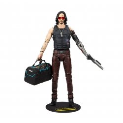 Cyberpunk 2077 Action Figure Johnny Silverhand Exclusive Variant 18 cm