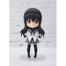 Puella Magi Madoka Magica Figuarts mini Action Figure Homura Akemi 9 cm