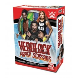 WWE Board Game Headlock, Paper, Scissors *English Version*