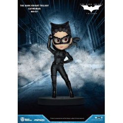 Dark Knight Trilogy Mini Egg Attack Figure Catwoman 8 cm