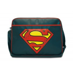 DC Comics Messenger Bag Superman Logo