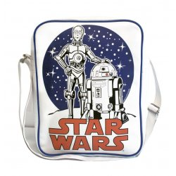 Star Wars Messenger Bag Droids