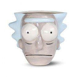 Rick and Morty 3D Shaped Mug Rick Head
