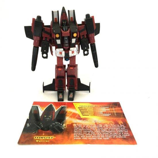 Transformers: Botcon Exclusives - Thrust