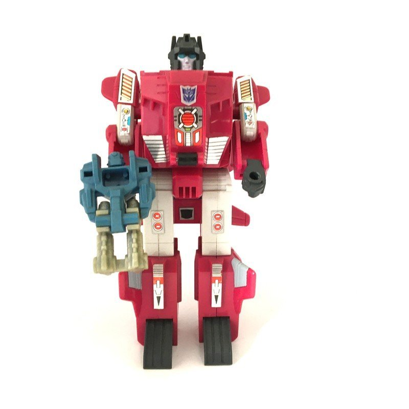 Transformers: G1 Targetmasters: Misfire