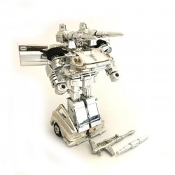 Transformers: Collector's Edition Reissue Autobots: Silver Chrome Streak (Japan) (e-Hobby)