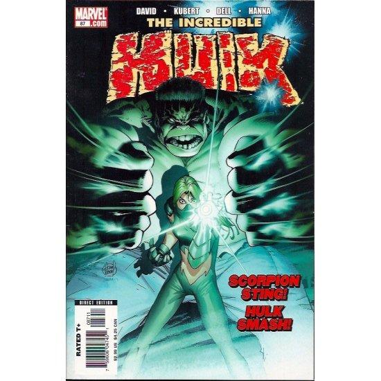 Incredible Hulk (2nd Series) 87