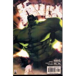 Incredible Hulk (2nd Series) 36 - action figures
