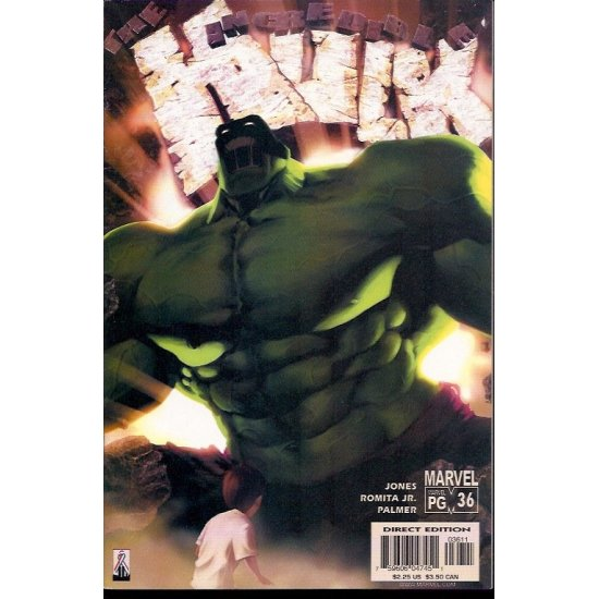 Incredible Hulk (2nd Series) 36