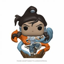 The Legend of Korra POP! Animation Vinyl Figure Korra 9 cm