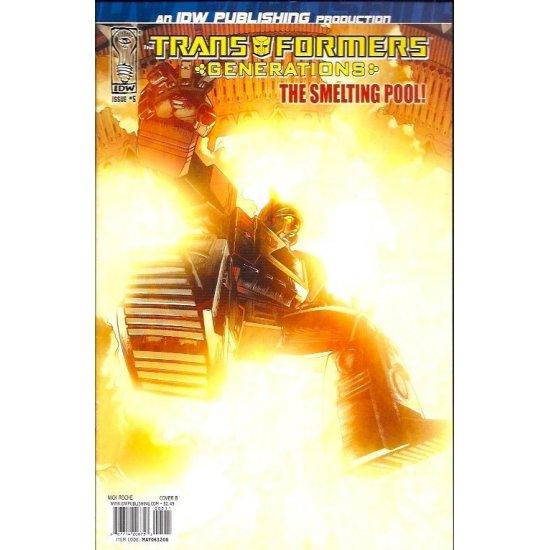 Transformers Generations (2006 IDW) 5B
