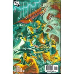 Justice (2005 DC) 1B