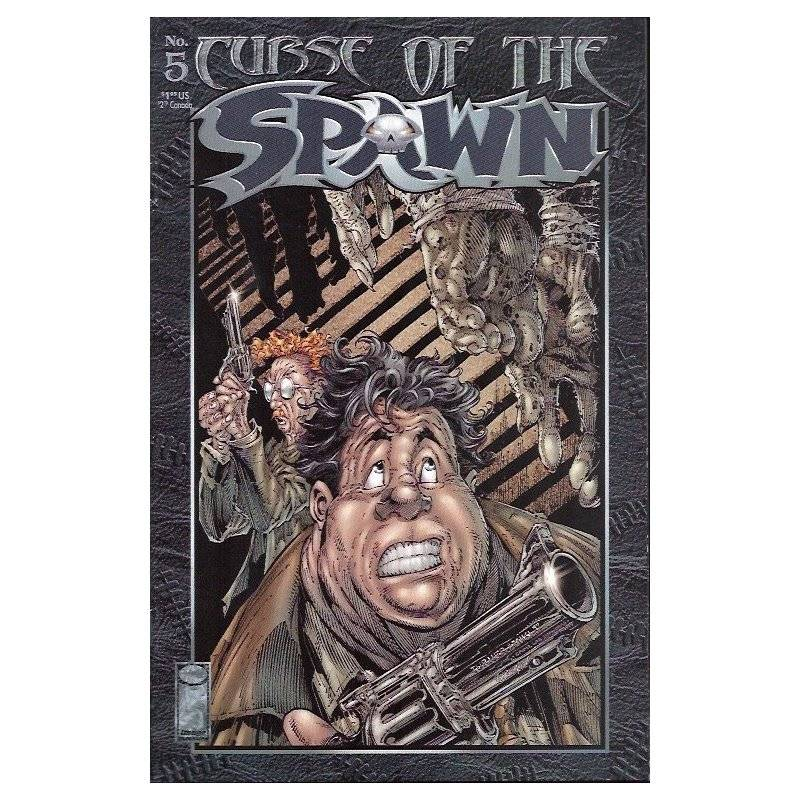 Comics - Curse of the Spawn (1996) 5 -