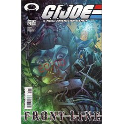 GI Joe Frontline (2002) 12