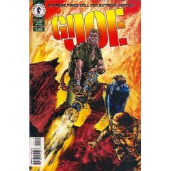 GI Joe (1995 Dark Horse 1st Series) 4